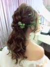 新妝化妝師 wedding bridal makeup hair hk _sugar@coolstylist-3
