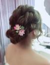 新妝化妝師 wedding bridal makeup hair hk _sugar@coolstylist